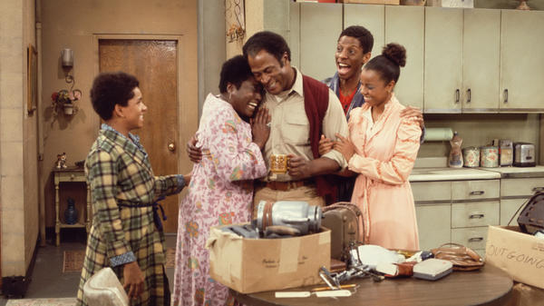 For our critic Eric Deggans, John Amos's performance as the powerful, hardworking dad on <em>Good Times</em> was formative.