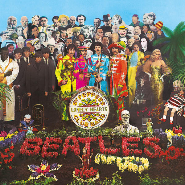 The Beatles, <em>Sgt. Pepper's Lonely Hearts Club Band</em>