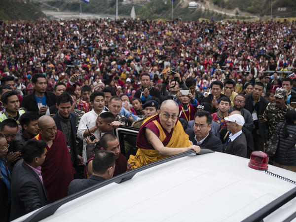 The Dalai Lama visited Arunachal Pradesh in northeastern India in April, amid Chinese warnings that the exiled Tibetan spiritual leader's visit to the disputed border region would damage relations.