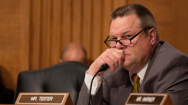 Democratic Sen. Jon Tester of Montana could be a key vote if Republicans fail to pass a health care bill and are forced to work with the minority party.