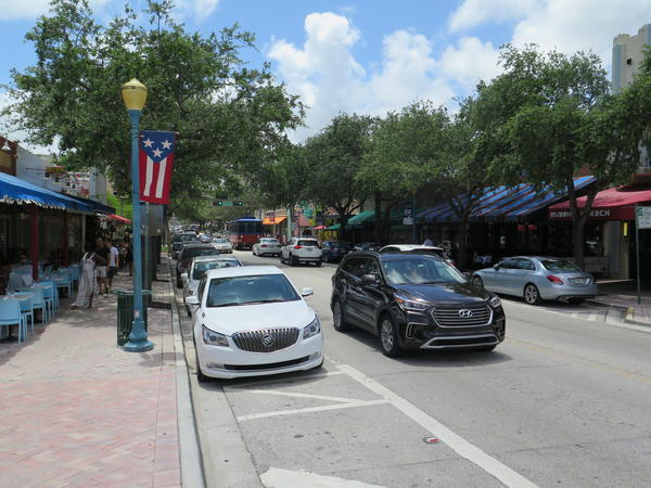 Fire Rescue crews say they get overdose calls even from restaurants and shops in Delray Beach's downtown.