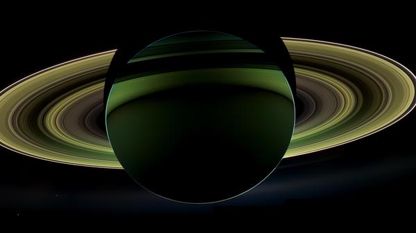 NASA's Cassini probe has orbited Saturn for over a decade. This Friday, scientists will steer it into the gas giant's atmosphere.