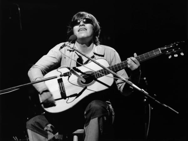 Back in 1968, a rising Puerto Rican pop star, José Feliciano, was asked to sing at Game 5 of the World Series.