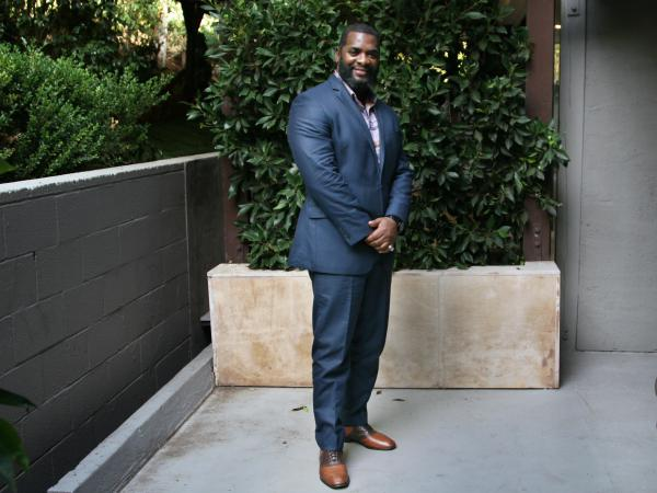 Christopher Scott served over a decade in prison, and while in the middle of the sentence, he developed a passion for soap operas.