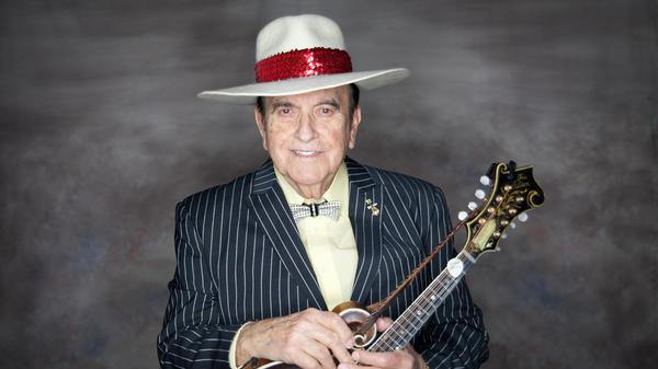 Bobby Osborne's latest album, <em>Original</em>, is available now.