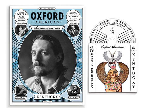<em>Oxford American</em>'s Kentucky Music issue is available now.