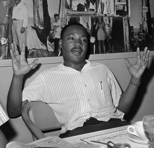 Hoover hounded Martin Luther King Jr. for years — at one point sending him tape recordings of his tapped telephone and urging him to commit suicide.