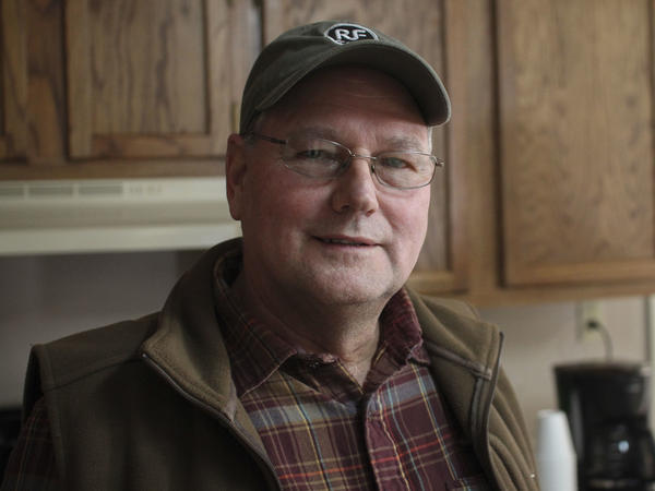 Terry Fuller, a farmer and seed dealer in Poplar Grove, Ark., voted for tight restrictions on dicamba use in the state.