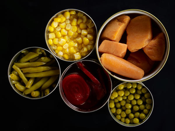 The USDA has been providing food aid in the form of canned, shelf-stable nonperishables to Native Americans for decades.