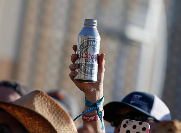 Beer giant MillerCoors has criticized the policy change, saying it could mean job losses in the industry.