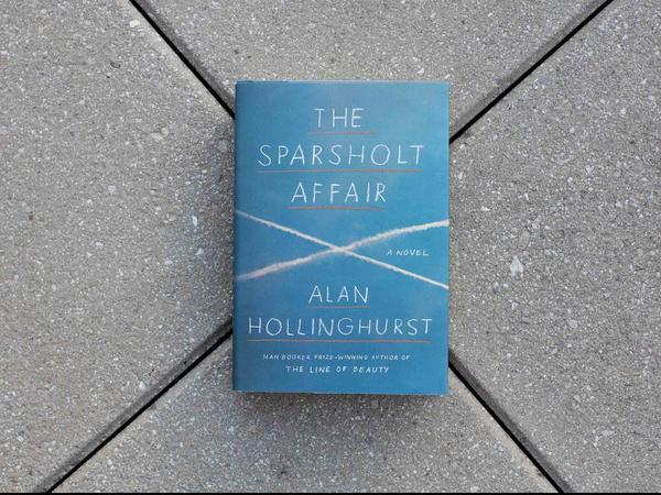 """The Sparsholt Affair"" by Alan Hollinghurst"