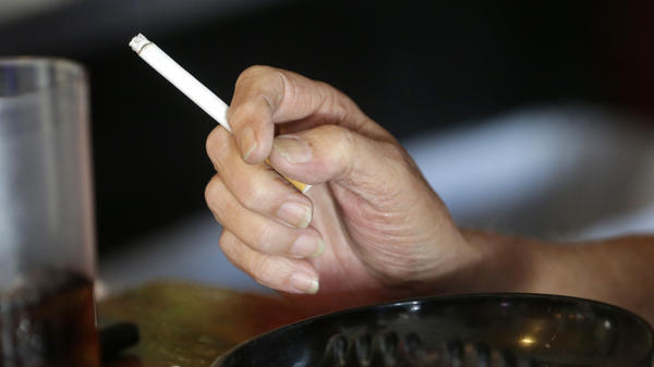 The Food and Drug Administration is proposing to cap the amount of nicotine in cigarettes to make them less addictive.