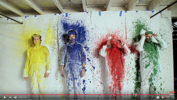 Teachers are using OK Go videos — like <em>This Too Shall Pass</em> — to teach students about science and math concepts.