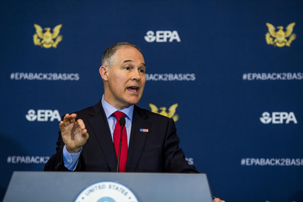 EPA Administrator Scott Pruitt claims the new rule will strengthen transparency. Scientific organizations worry it will exclude valuable data from EPA's rule-making process.