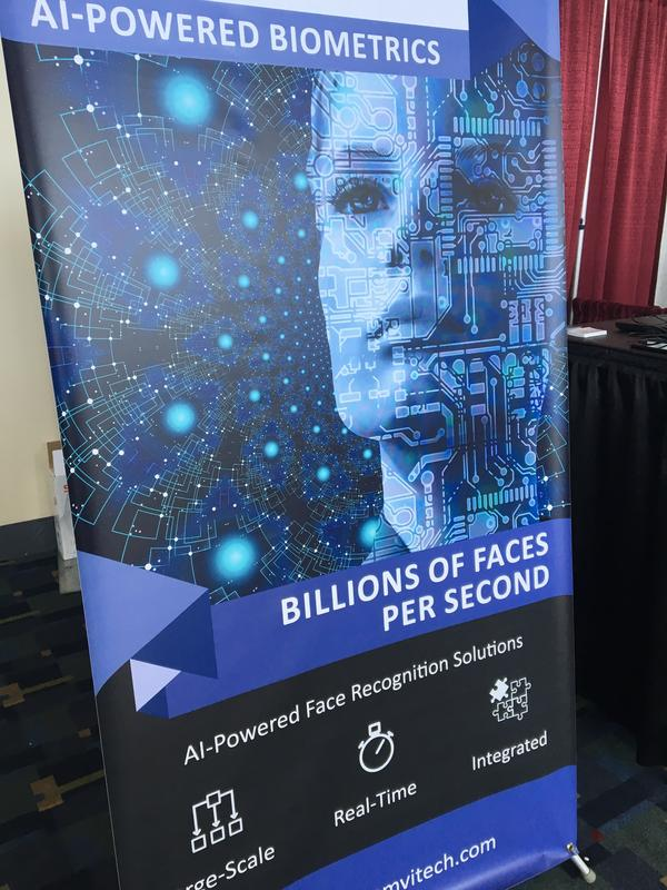 "Facial recognition companies now advertise instant comparison to ""billions"" of faces at a time. That makes it technologically possible to check a face against all the photo IDs of a city, state or nation."