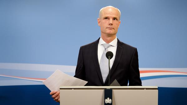 Dutch Foreign Minister Stef Blok said Friday in The Hague that the Netherlands and Australia are holding Russia legally responsible for the downing of Malaysia Airlines Flight MH17.