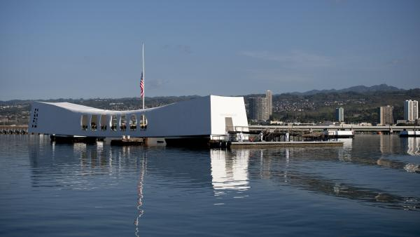 "According to the National Parks Service, the USS <em>Arizona</em> Memorial will  be closed for repairs for ""an undetermined period of time."""