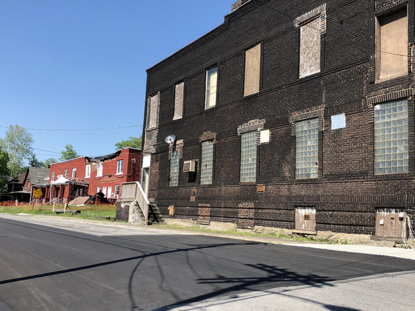The population of Farrell, Pa., has been in a steady decline for years. These days fewer than 5,000 people live in the once-grand steel city.