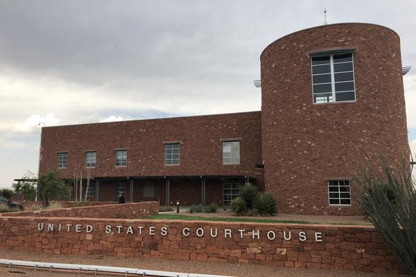 Three young Guatemalan women went on trial this week at this red-rock federal courthouse in Alpine, Texas.
