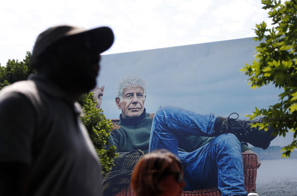 Bourdain, 61, was found dead on Friday in France, where he'd been working on an episode of his show <em>Parts Unknown </em>which explores culinary traditions around the world.