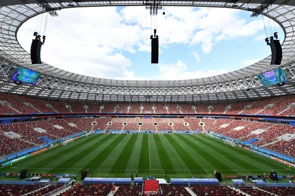 Not everyone in Moscow welcomes the crowds and spectacle 2018 World Cup will bring.