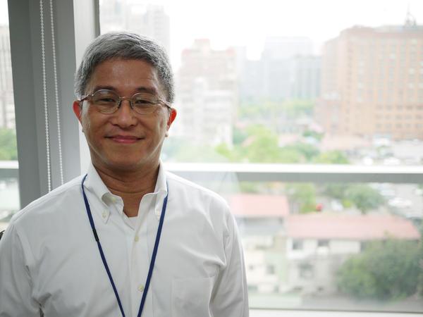 Szu Chien-Hsu heads the Taiwan Foundation for Democracy.