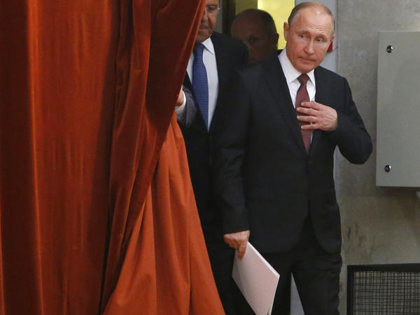 Russian President Vladimir Putin is negotiating with the White House about a potential visit to the United States this autumn.