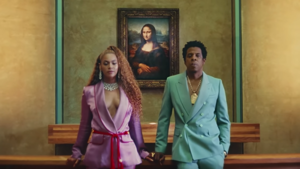 """The Carters, Beyonc<a href=""""https://www.beyonce.com/"""">é</a> and Jay-Z, are among the top nominees at the 2018 MTV VMAs."""
