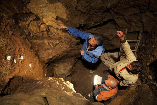 Researchers made an important discovery in the Denisova Cave in southern Siberia.
