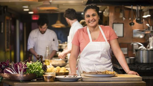 In <em>Salt Fat Acid Heat</em>, chef and writer Samin Nosrat demystifies the building blocks of cooking.