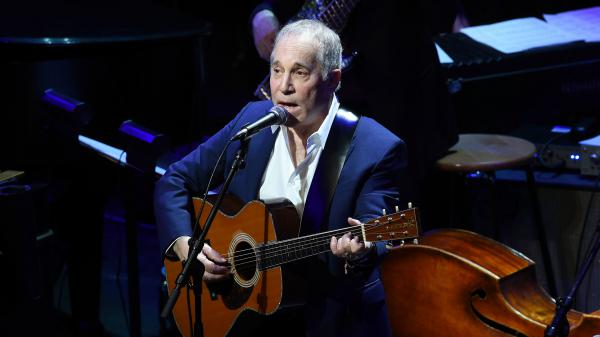 """The album is a good example of fixing things that I thought could be fixed,"" Paul Simon says."
