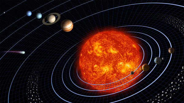 Our solar system is the subject of composer Gustav Holst's <em>The Planets</em>, which premiered 100 years ago on Sept. 29, 1918.