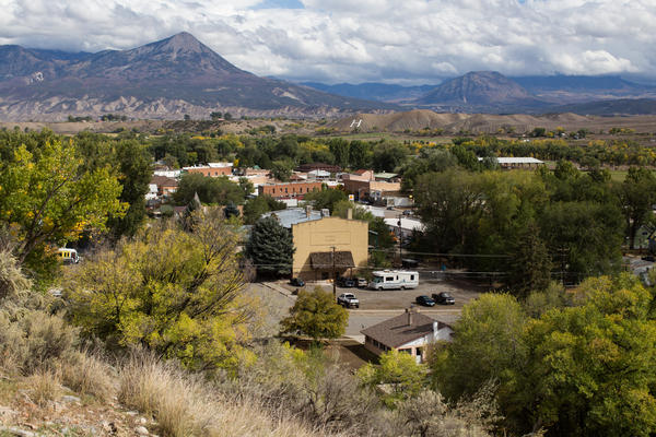 On the western slope of the Rocky Mountains, Hotchkiss, Colo., used to rely heavily on coal mining jobs. Today the town and surrounding valley are undergoing an economic transformation.