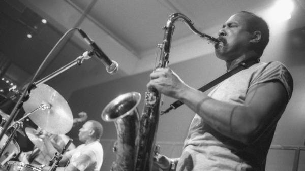 Sonny Fortune, performing with the Elvin Jones Quartet at Bimhuis in Amsterdam, on March 29, 1986. The celebrated saxophonist died Oct. 25 in New York.