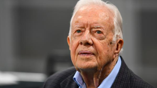 "Former President Jimmy Carter has devoted much of his post-presidential life to observing elections overseas. He is asking GOP gubernatorial candidate Brian Kemp to step down from his position as Georgia secretary of state ""to ensure the confidence of our citizens."""