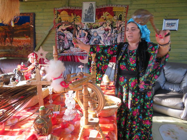 "Magic ""is beautiful and dangerous — it is a fight between good and evil,"" says third-generation witch Mihaela Minca. A 2014 survey found that in Romania, one in five people believe witches have powers."