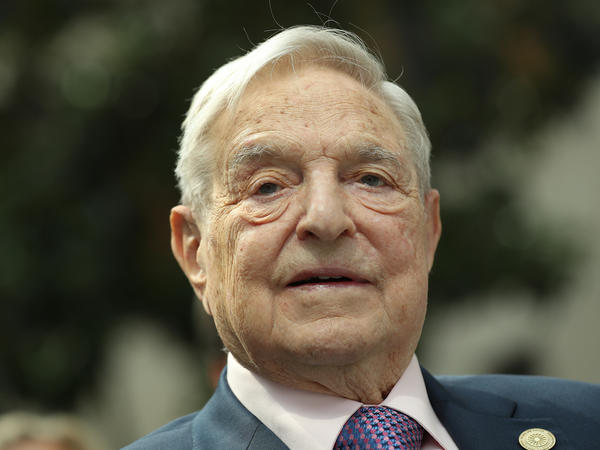 George Soros, seen last year in Berlin. The segment aired by Radio and TV Martí earlier this year accused him of masterminding plots to undermine governments.