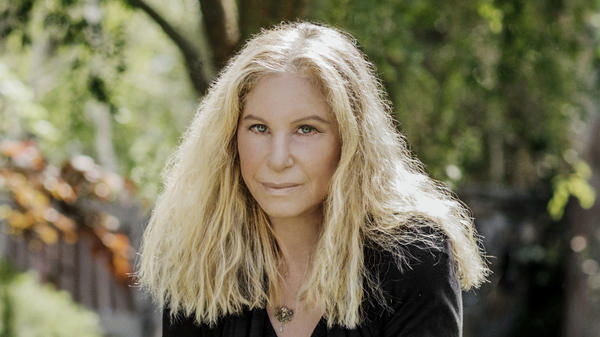 Barbra Streisand's latest album, <em>Walls</em>, is out now on Columbia Records.