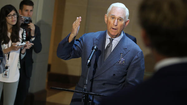 """Roger Stone has downplayed his discussions about WikiLeaks with the Trump campaign: """"What I am guilty of is using publicly available information and a solid tip to bluff, posture, hype and punk Democrats on Twitter."""""""