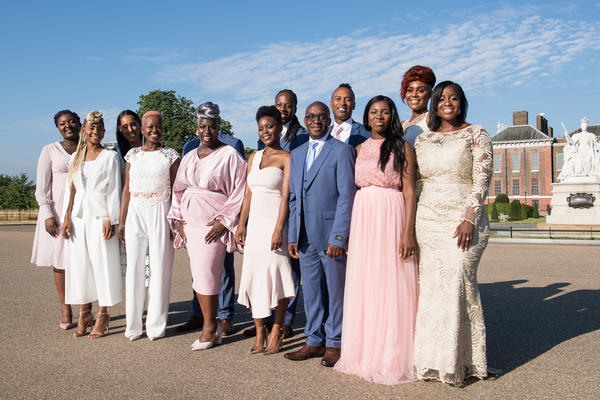 Following their performance at the Royal Wedding of Prince Harry to Meghan Markle, The Kingdom Choir, conducted by Karen Gibson, signed a record deal with Sony Music. Their first album, <em>Stand By Me,</em> is out now.