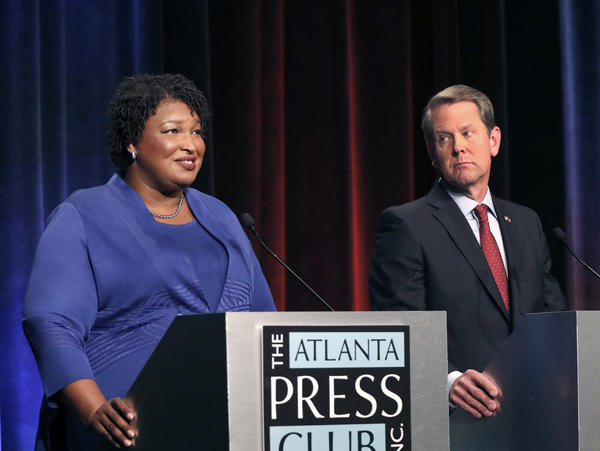 "Georgia's Republican secretary of state, Brian Kemp — who is locked in a tight race for governor against Democrat Stacey Abrams — says the Democratic Party tried to hack the state's election system. Kemp says he has asked the FBI to look into ""potential cyber crimes"" but has offered no proof of any wrongdoing."