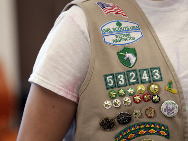 Girl Scouts of the USA has sued Boy Scouts of America, alleging trademark infringement.