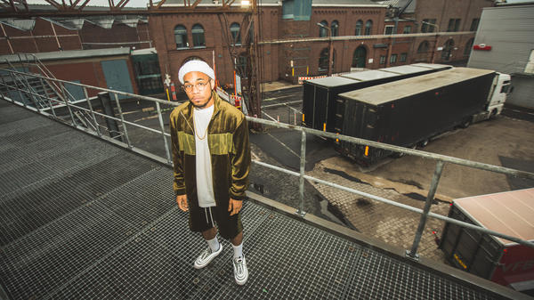 """""""I've gotten to share all these experiences with people in my hometown,"""" Anderson .Paak says, """"and introduce my hometown to the world."""""""