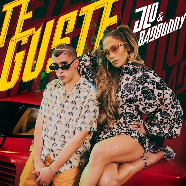 "Jennifer Lopez and Bad Bunny, ""Te Guste"""