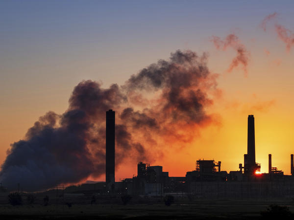 A new bill would impose a fee on producers of carbon dioxide-heavy energy sources like coal and oil. The money from the fee would be given to taxpayers to offset higher energy costs.