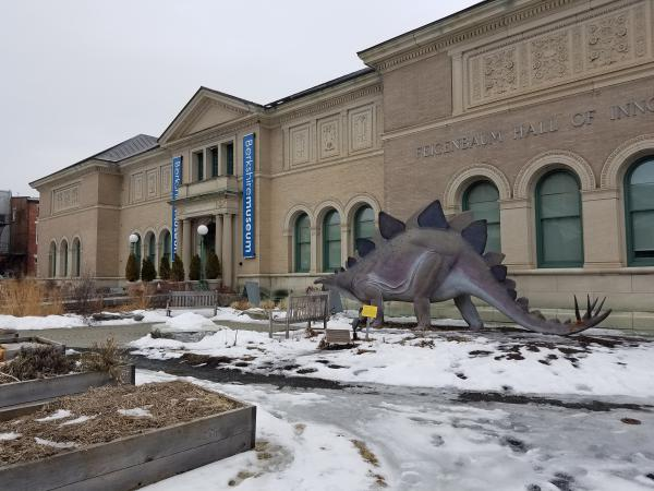 The Berkshire Museum in Pittsfield, Massachusetts, last winter.