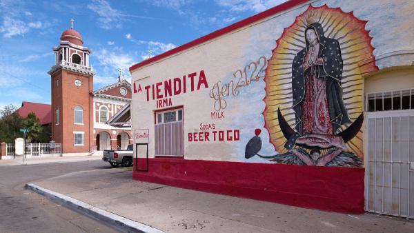 La Tiendita Irma located in El Paso's Segundo Barrio.
