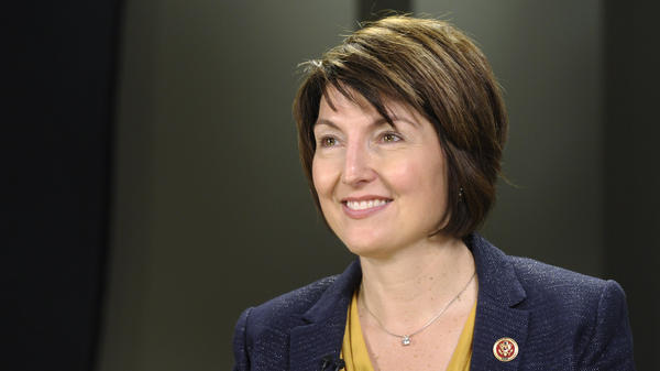 Rep. Cathy McMorris Rodgers of Washington gave the GOP response to President Obama's State of the Union address in 2014. She's set to easily win re-election to a sixth term next week.