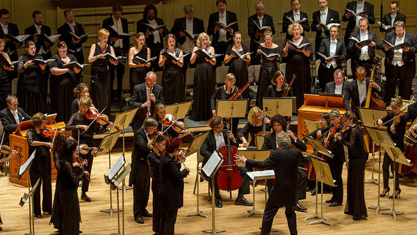 Harry Christophers leads the Handel and Haydn Society, now celebrating its bicentennial.