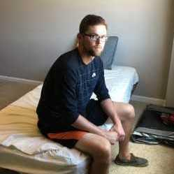 Minor league pitcher Jonathan Perrin shared this Colorado apartment with three teammates in Triple-A baseball. Perrin now pitches in Double-A. He is one of the few active players to speak publicly about minor league pay inequities.